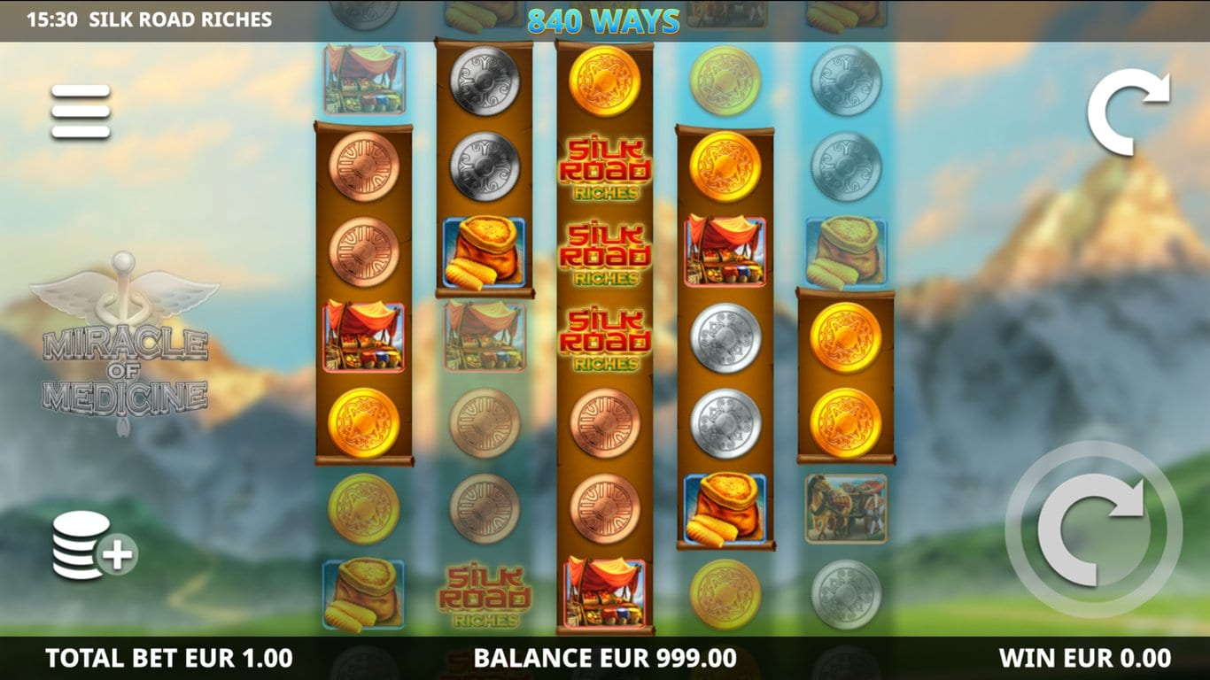 Silk Road Riches FreeSlots