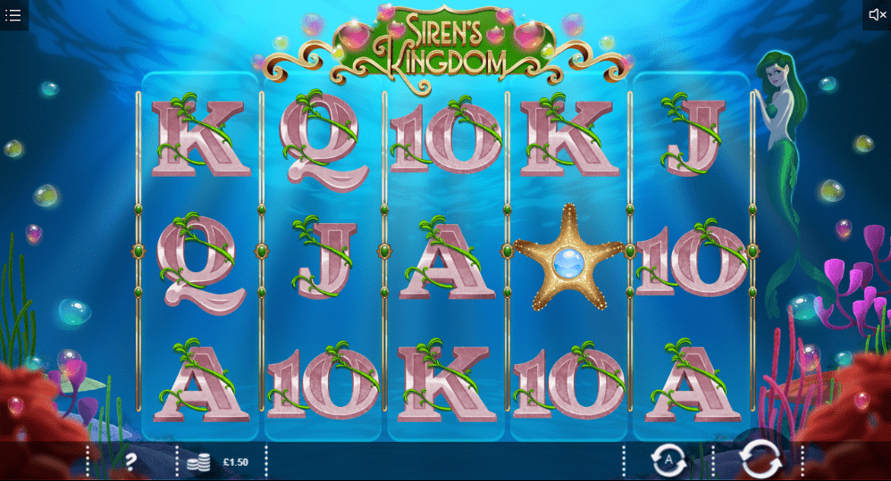 Sirens Kingdom Gameplay
