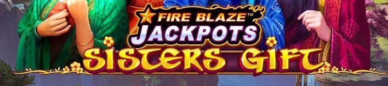 Sister's Gift Slot Logo Wizard Slots