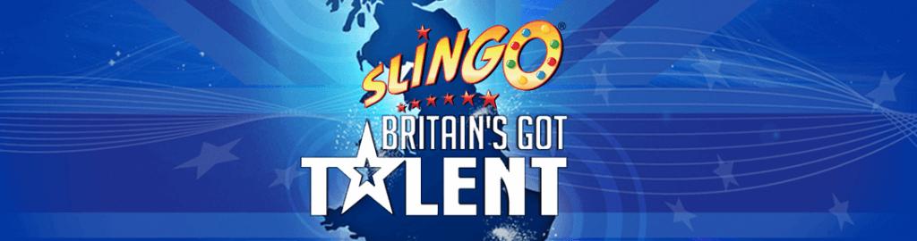 Britain's Got Talent Slot Logo Wizard Slots