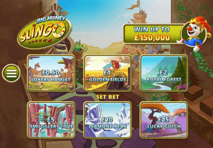 Slingo Slot Games Online