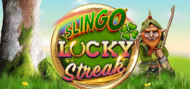 Slingo Lucky Streak Slots Wizard Slots