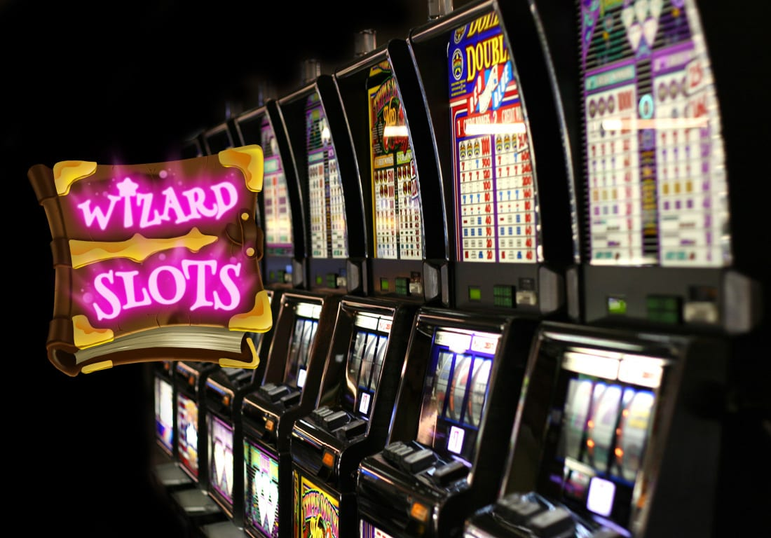 slot games & machines