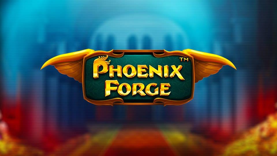 Phoenix Forge Slot Logo Wizard Slots