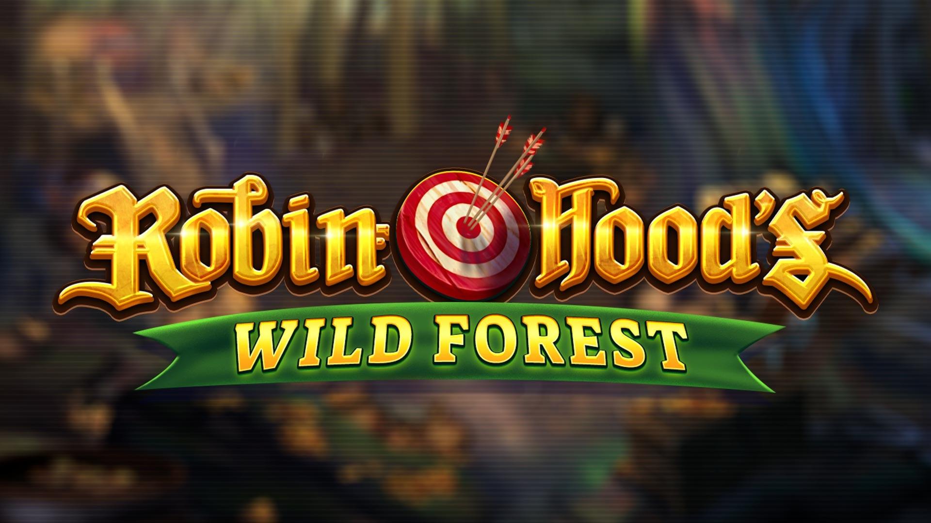 Robin Hood's Wild Forest Slot Wizard Slots