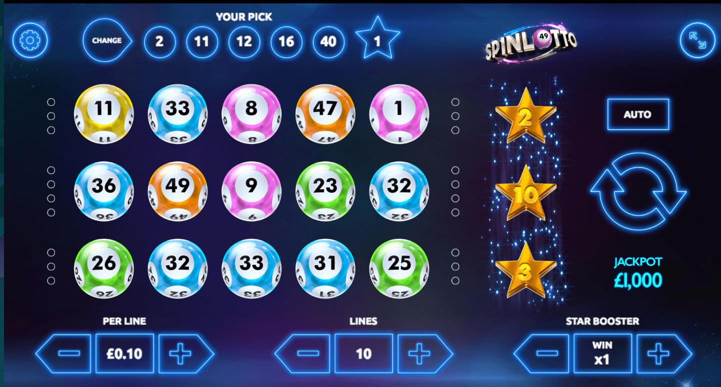 Spinlotto Slots Wizard Slots