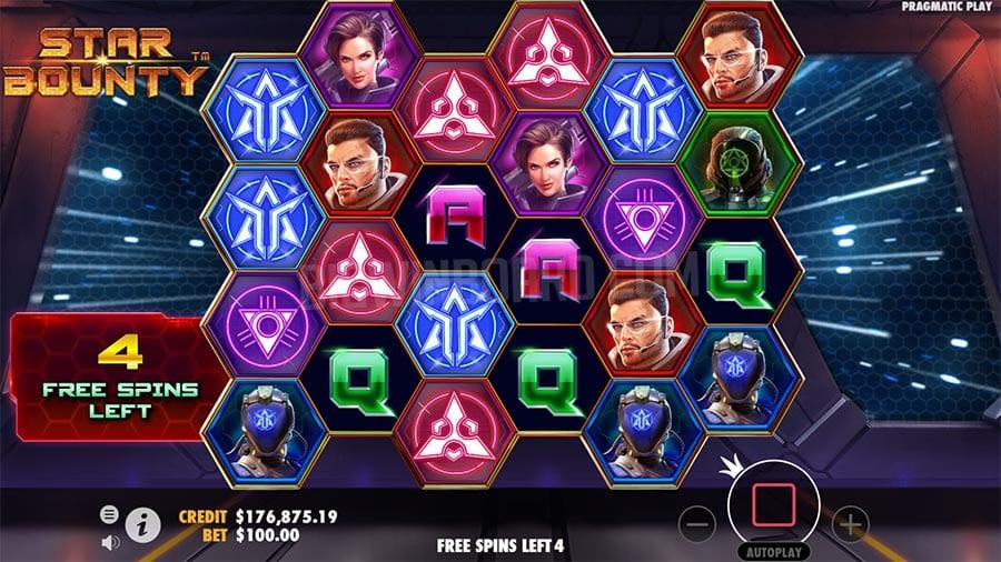 Star Bounty Slot Game Play