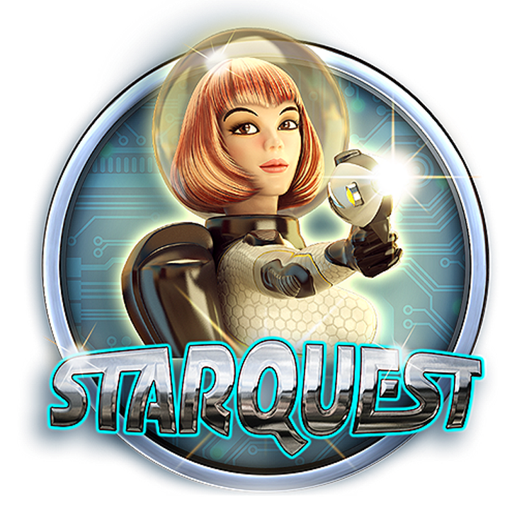 star quest slots game logo