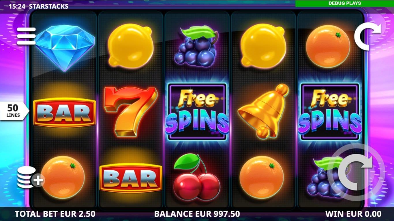 Star Stacks Free Slots