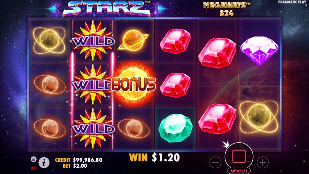 Starz Megaways Free Slots