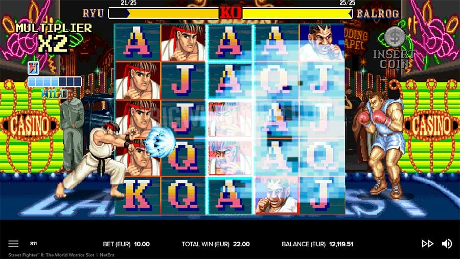 Street Fighter II FreeSlots