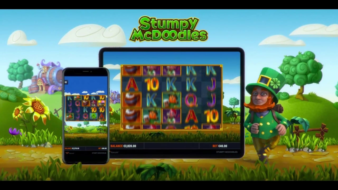 Stumpy McDoodles Mobile Slots