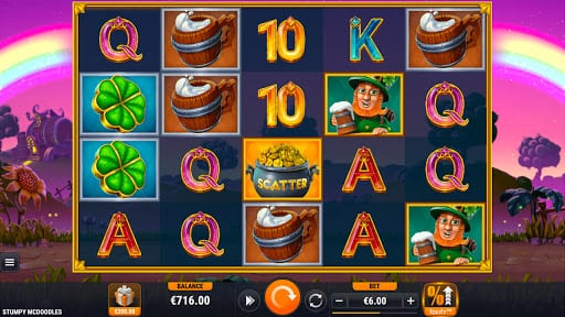 Stumpy McDoodles Slots UK