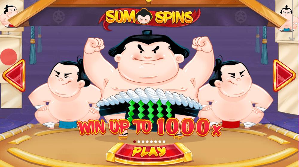 Sumo Spins Logo