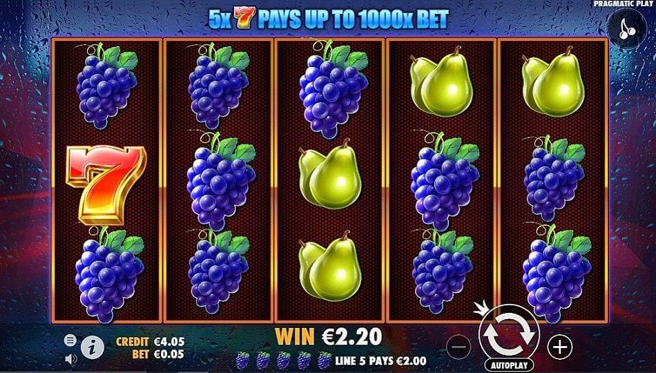 Super 7s Free Slots