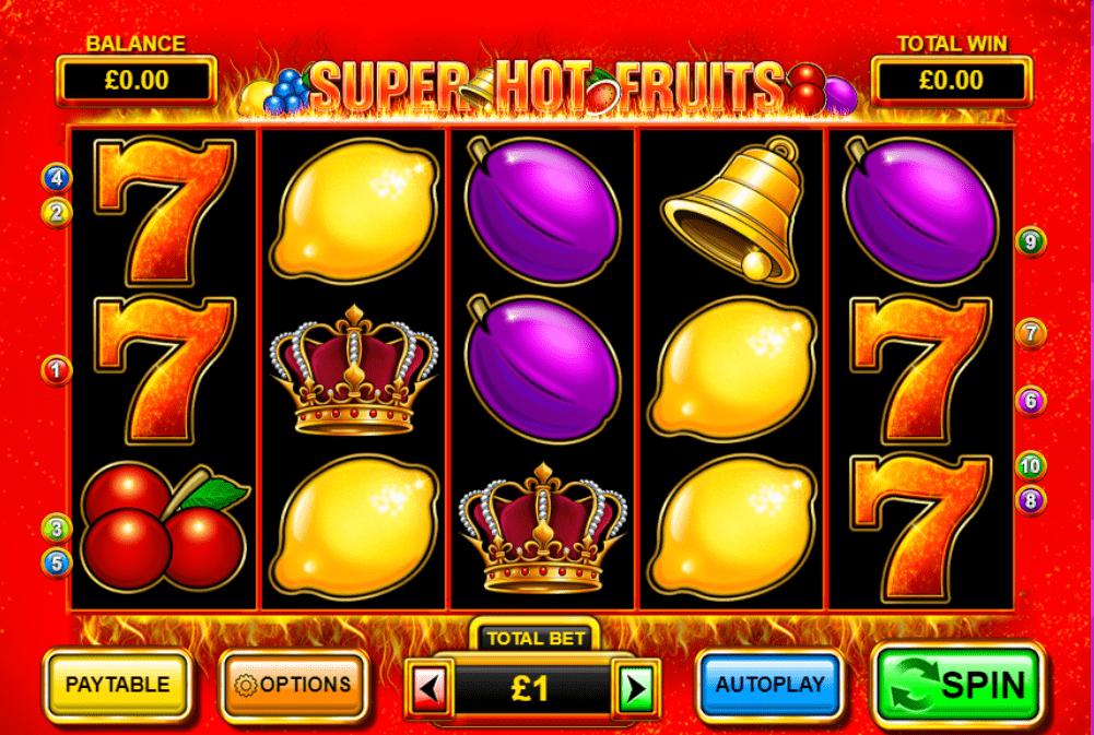 Super Hot Wins Gameplay