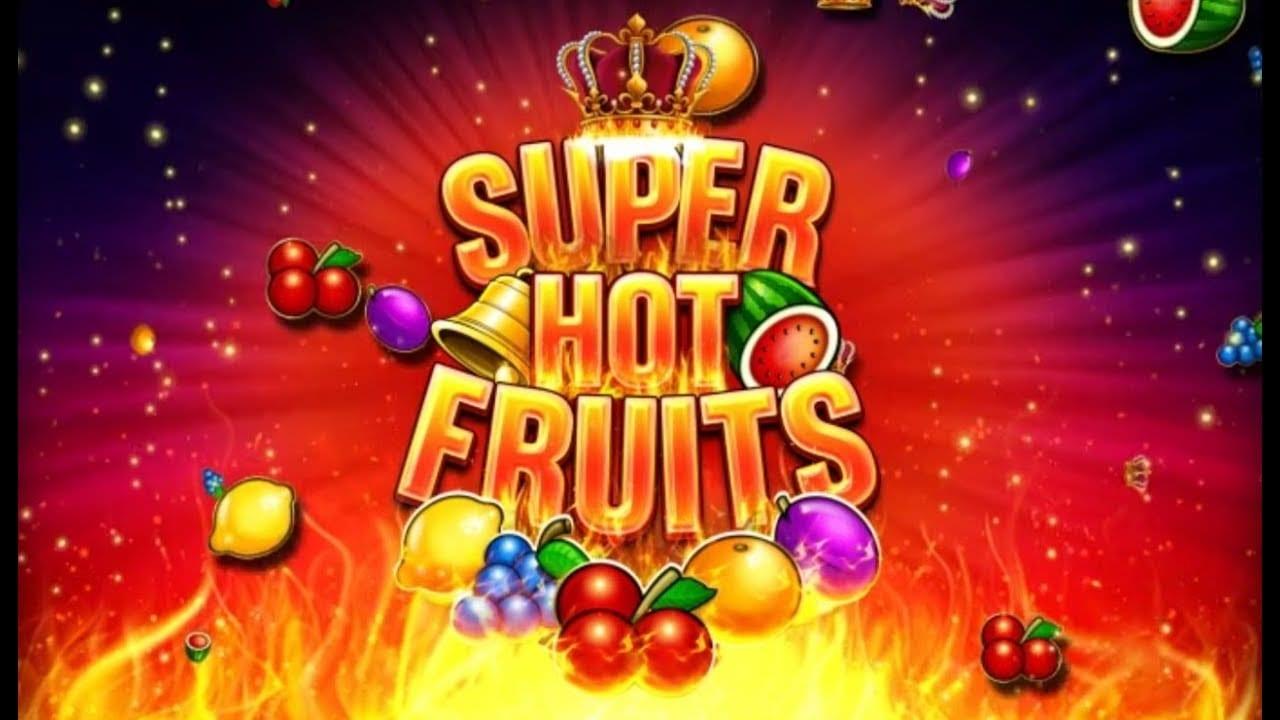 Spiele Super Hot Fruits - Video Slots Online