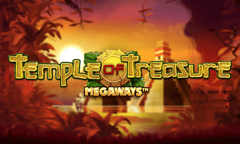 Temple of Treasure Megaways Slots Game