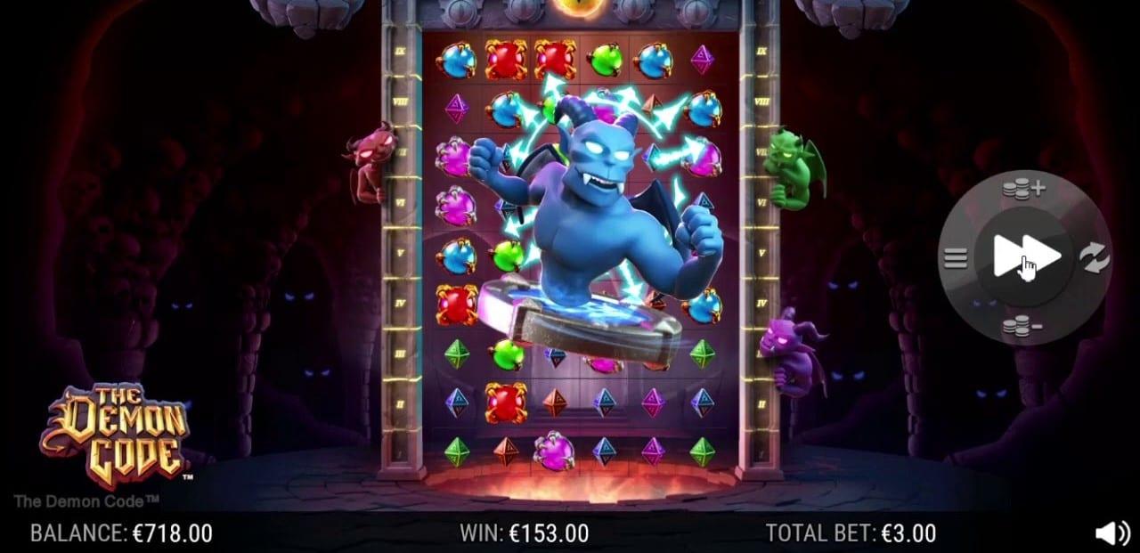 Demon Code Free Slots