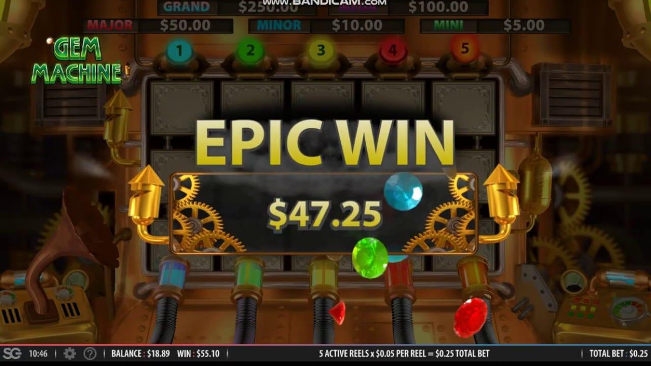 The Gem Machine Slot Online