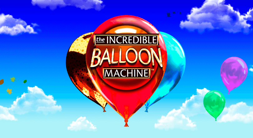 the incredible balloon machine wizard slots