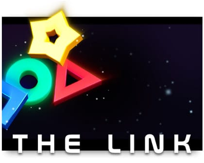 The Link online slots game logo