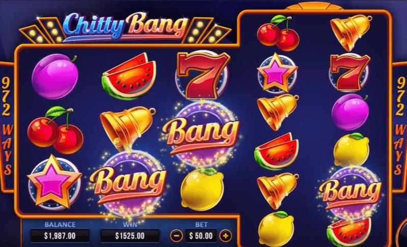 Chitty bang gameplay
