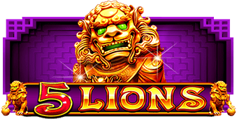 5 Lions Slots Wizard Slots