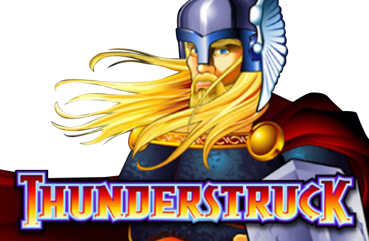thunderstruck - wizard slots