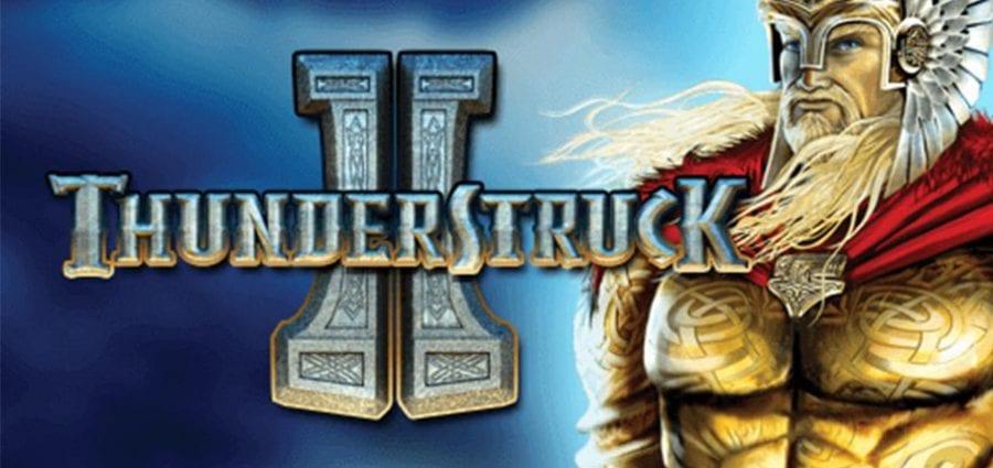 Thunderstruck II Slot Wizard Slots