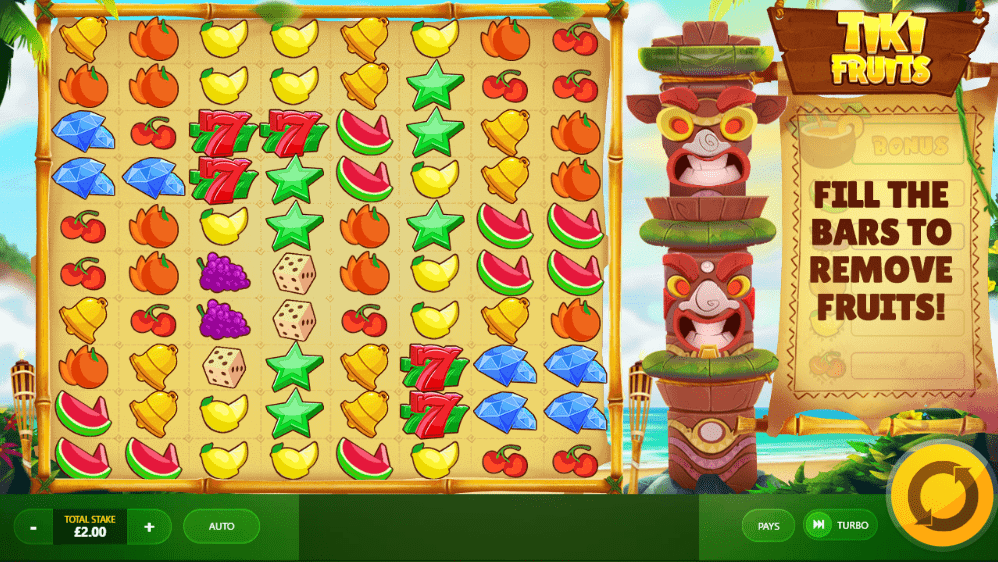 Tiki Fruits Gameplay