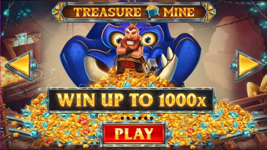 Treasure Mine Logo