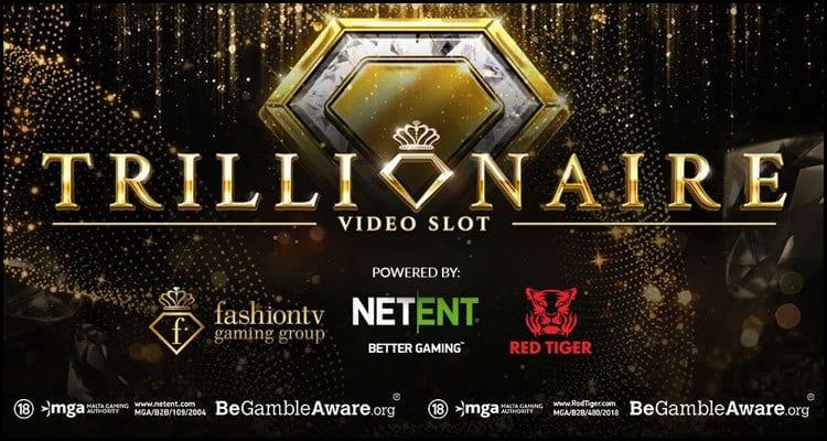 Trillionaire Slot Logo Wizard Slots