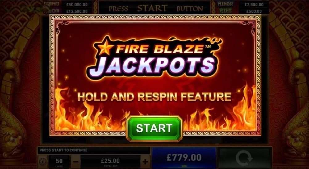 Fire Blaze Tsai Shen's Gift Bonus Features