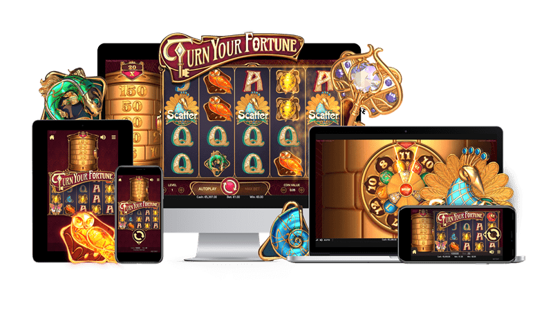 Turn Your Fortune Mobile Slots Game