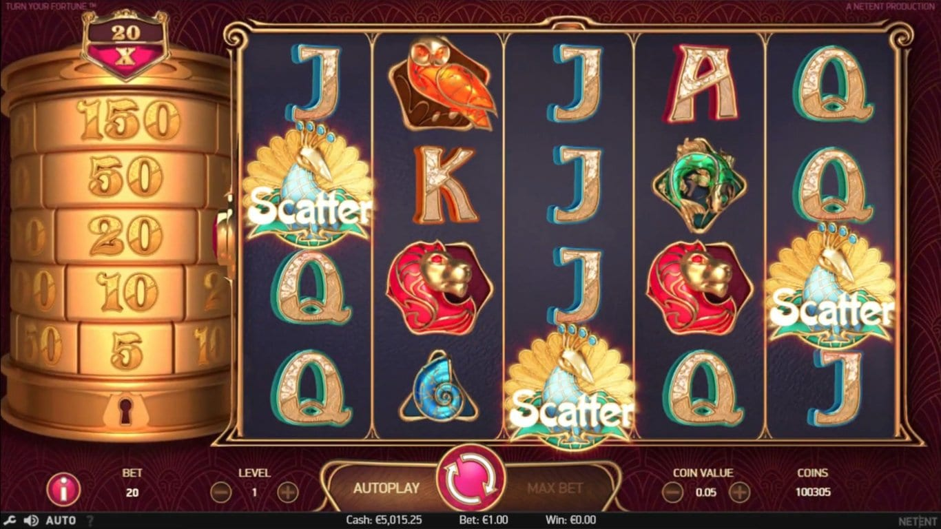Turn Your Fortune Slots Game