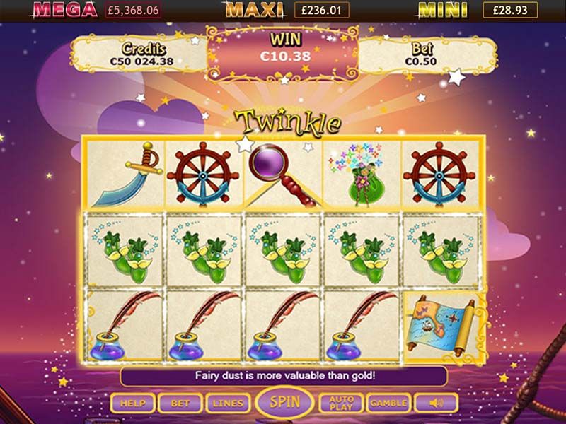 Twinkle Jackpot Gameplay 2