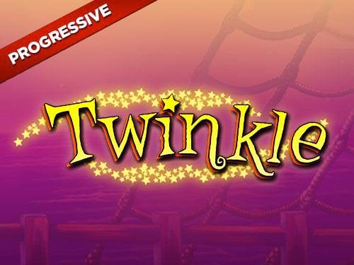 Twinkle Jackpot Slots game logo