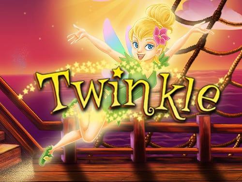 Twinkle Online slots game logo
