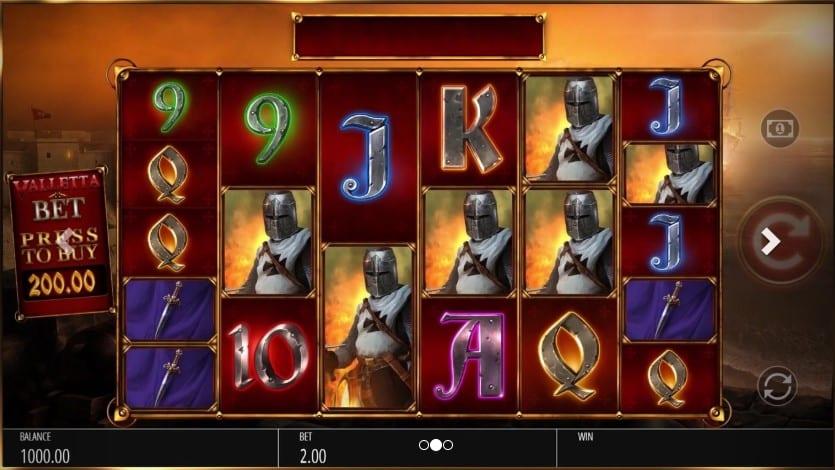 Valletta MegaWats Slot Game