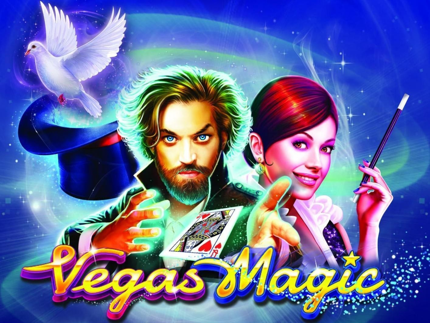 Vegas Magic Logo