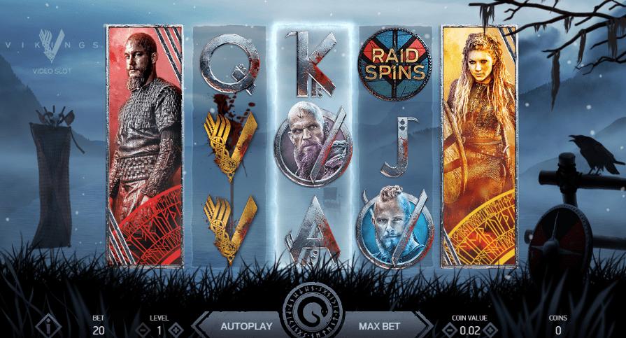 Vikings Gameplay