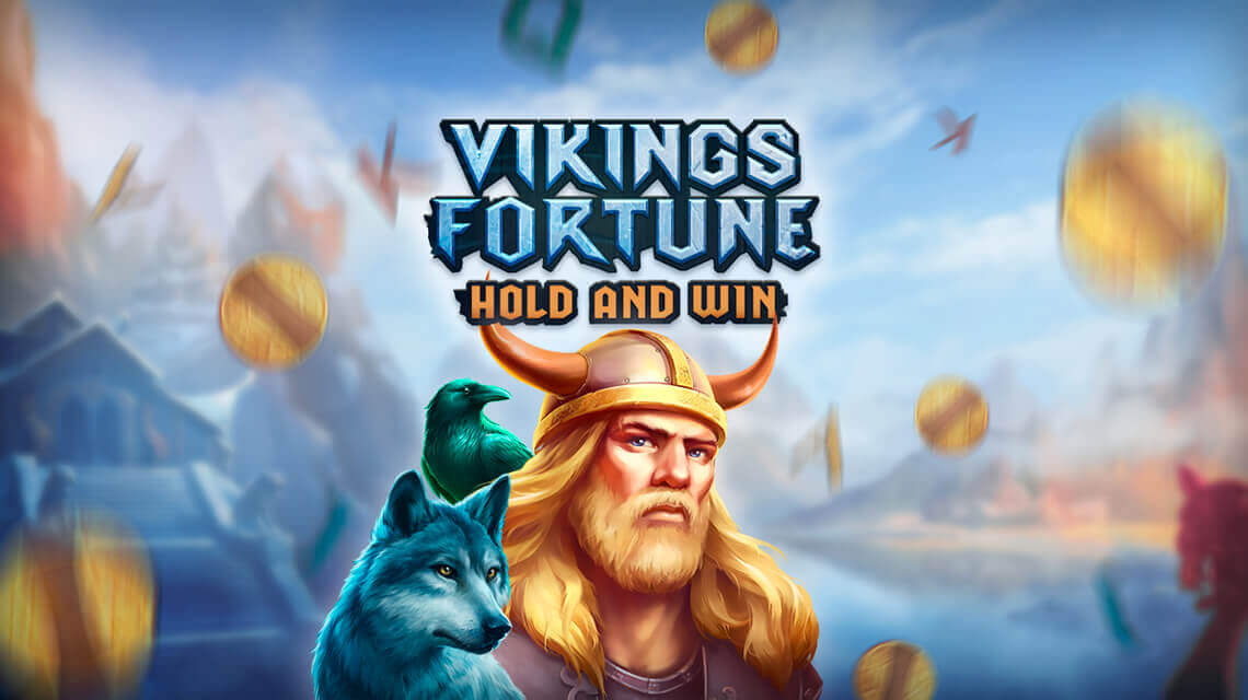 Vikings Fortune: Hold and Win Slot Wizard Slots