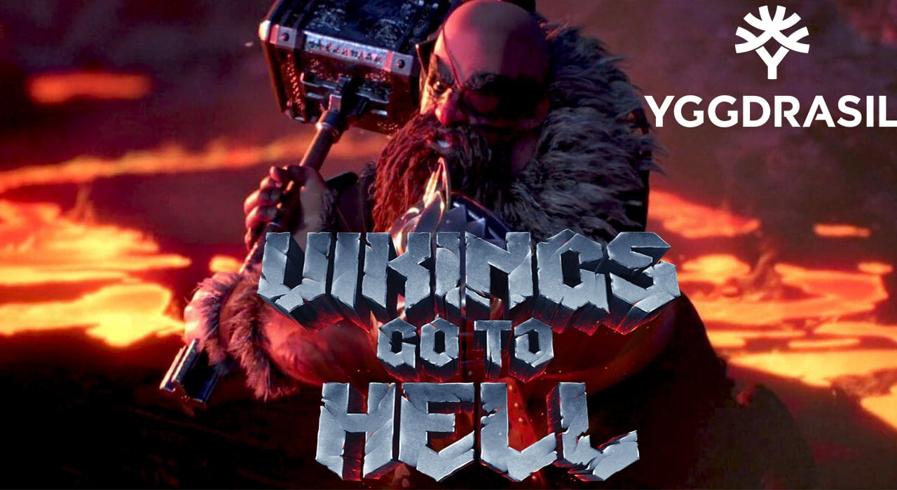 vikings go to hell slots game logo