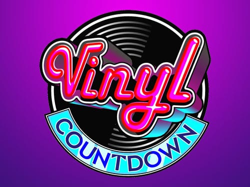Vinyl Countdown Slots Game logo
