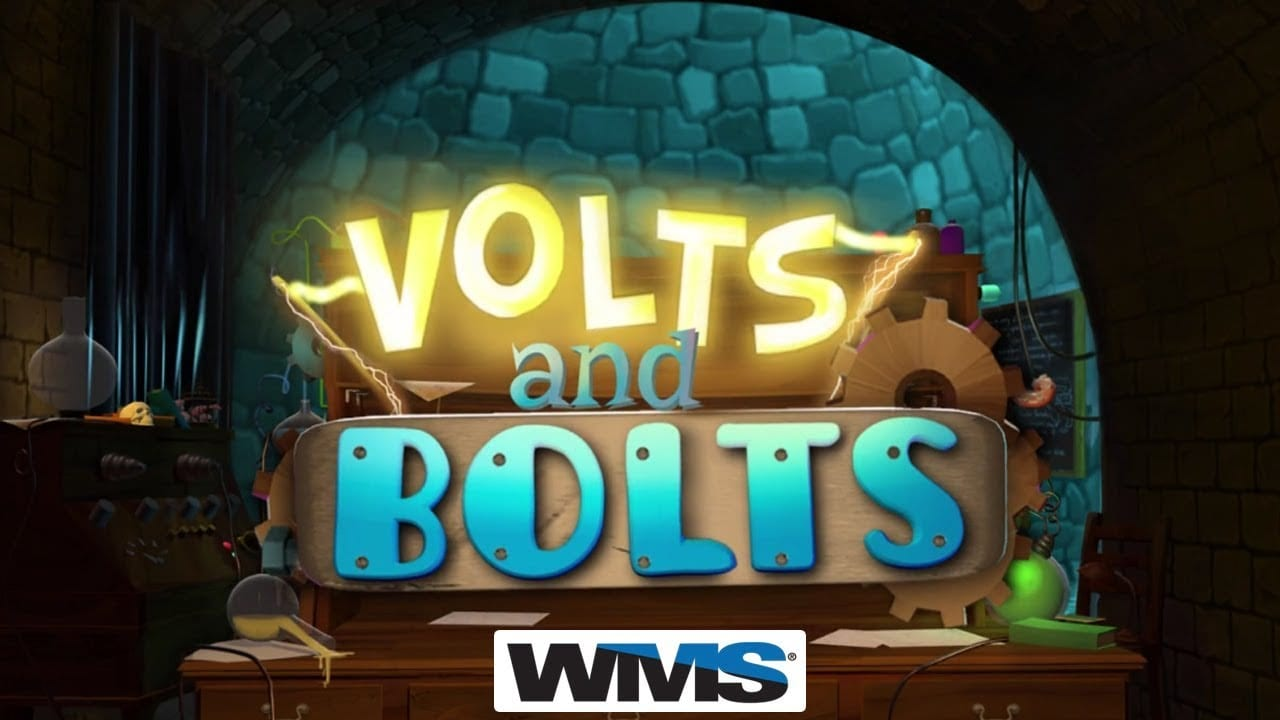 Volts and Bolts Slot Wizard Slots