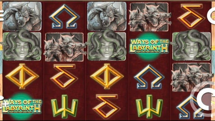 Ways of the Labyrinth Free Slots