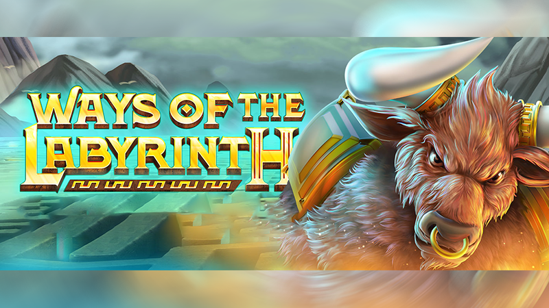 Ways of the Labyrinth Slot Wizard Slots