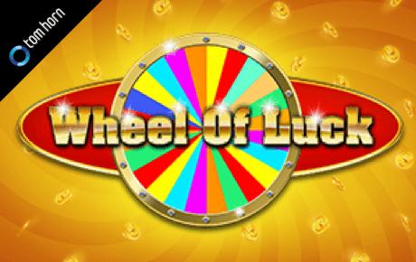 Wheel of Luck Slot Logo Wizard Slots