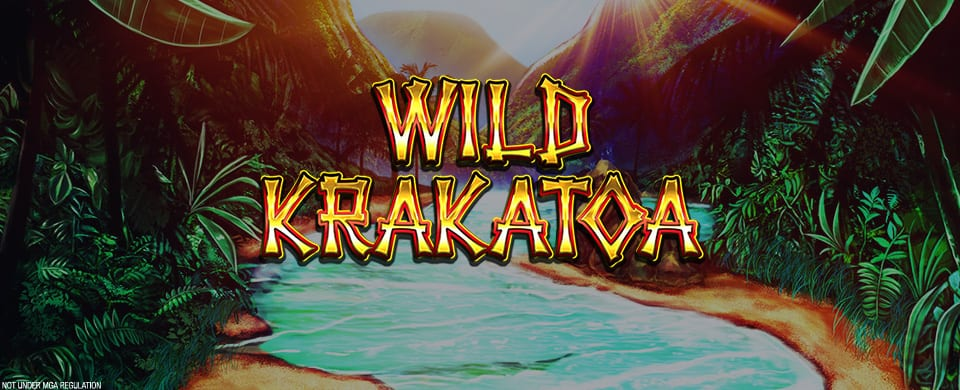 Wild Krakatoa Slot Wizard Slots